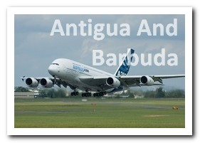 ICAO and IATA codes of Barbuda Airport