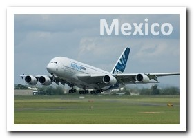 ICAO and IATA codes of Mexico FIR