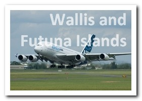 ICAO and IATA codes of Futuna Airport